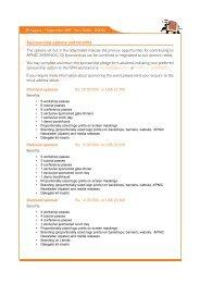 Benefits package (ISPAI) - apnic