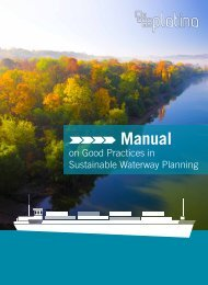 Manual on Good practices in Sustainable Waterway Planning - ICPDR