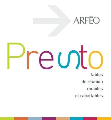 Presto - Arféo Buroform