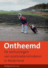De verhuizingen van asielzoekerskinderen in Nederland - Uitgezet