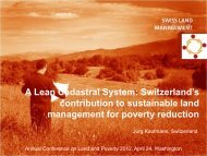 PPT - World Bank Conference on Land and Poverty