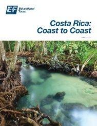Costa Rica: Coast to Coast - EF Educational Tours