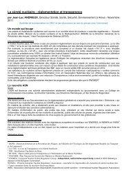 La sûreté nucléaire : réglementation et transparence (pdf) - SFEN