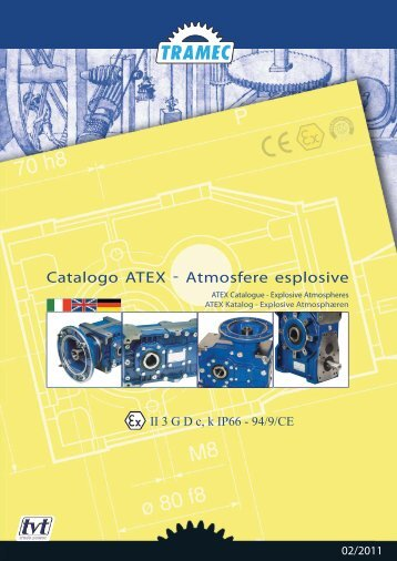 Catalogo ATEX cat.3