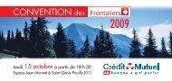 CONVENTION des Frontaliers - Travailler en Suisse