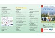 Jahrestagung 2009 - Deutsche Arbeitsgemeinschaft Tageskliniken ...