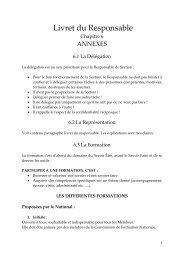 7 – ANNEXES - La Croix Bleue