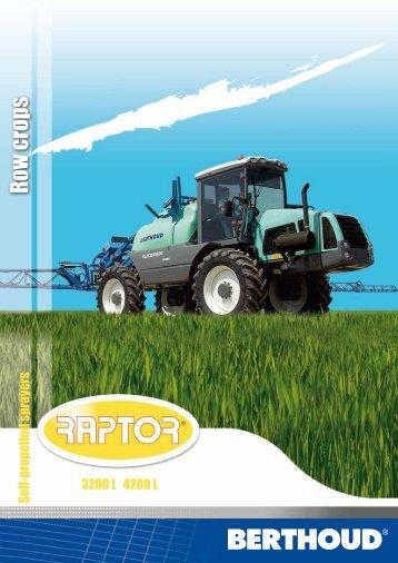 Row crops - Rovaltra