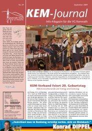 Ausgabe 9/2009 - Stadt Kemnath