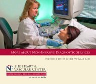 More about Non-Invasive Diagnostic Services - North Florida ...