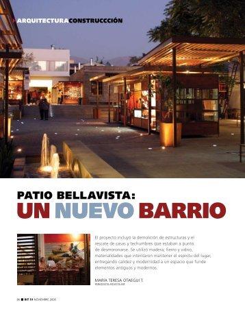 un nuevo Barrio - Biblioteca