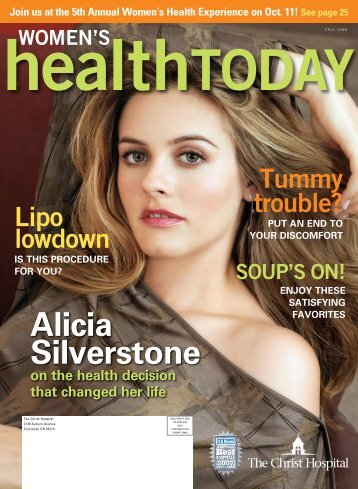 Alicia Silverstone - The Christ Hospital