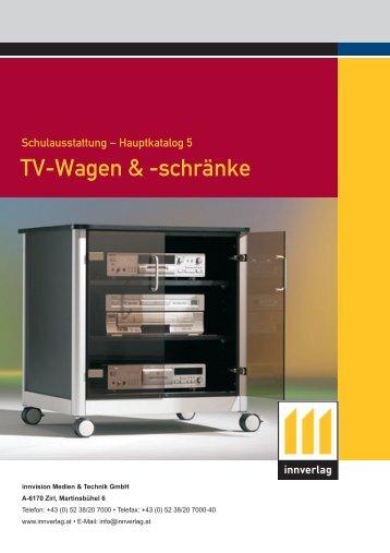 TV-Wagen & -schränke - innverlag