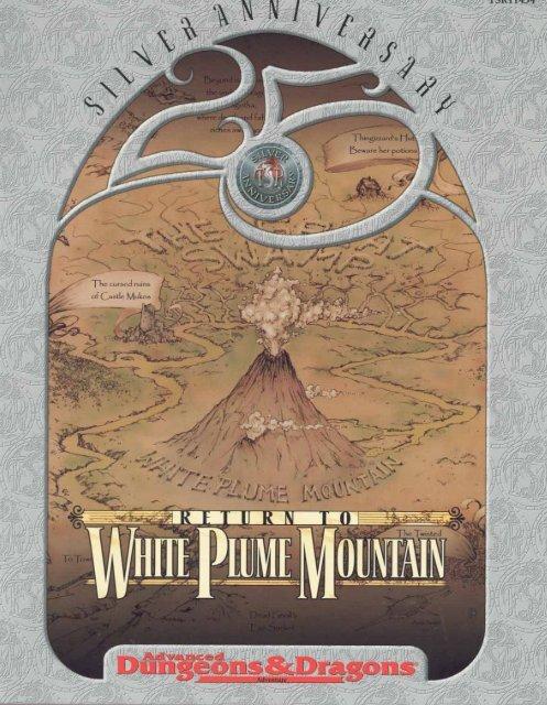 Return to White Plume Mountain - Free