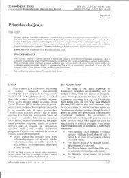 Prion diseases - Institut za higijenu i tehnologiju mesa