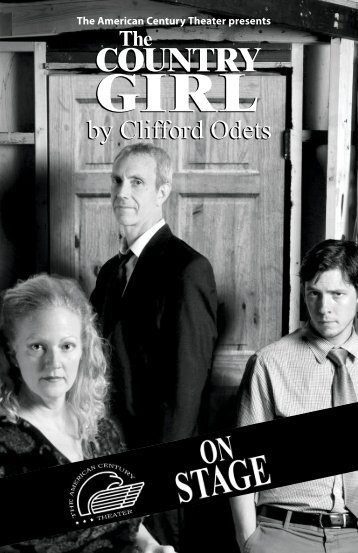 The Country Girl - The American Century Theater
