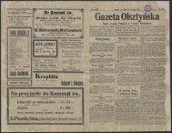 'lm¬= I 'Ę ;@ Rok XXXV. Olsztyn, na wtorek 28. czerwca 1921 r.