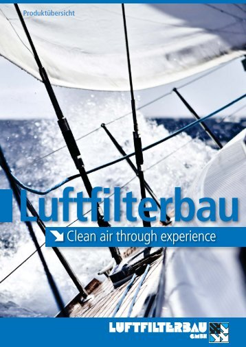Clean air through experience - HS Luftfilterbau GmbH