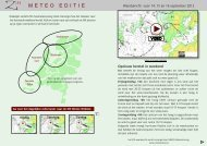 Zilt Meteo Editie - week 37 2012 - Zilt Magazine