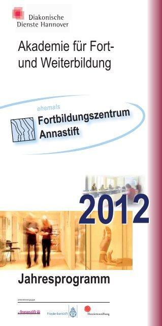 Jahresprogramm - Ddh-Akademie