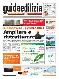 Edizione Novembre/Dicembre 2009 - Guida Energia
