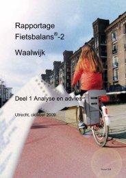 Deel 1 analyse en advies - Gemeente Waalwijk