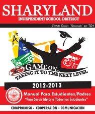 Para Servir Mejor a Todos los Estudiantes - Sharyland ISD