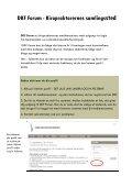 DKF Forum - Dansk Kiropraktor Forening - Page 2
