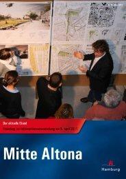 Mitte Altona - a-tour Architekturführungen in Hamburg