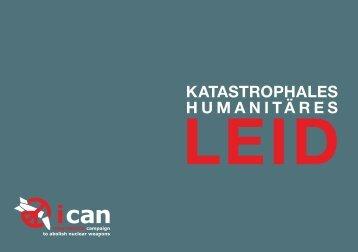 Katastrophales humanitäres leid - International Campaign to Abolish ...