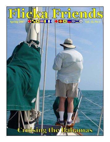 Spring 2007 Vol. 12, No 1 - Flicka Home Page