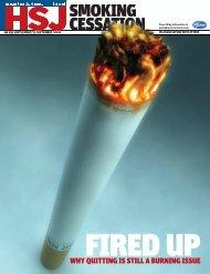 Smoking supplement - Health Service Journal