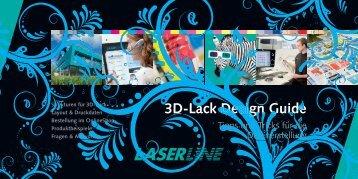 3d-Lack Design Guide - Laserline