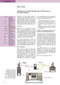 Eine neue Kundenzeitschrift - Yokogawa - Seite 6