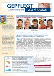gEPFlEgt - Evangelische Sozialstation Freiburg