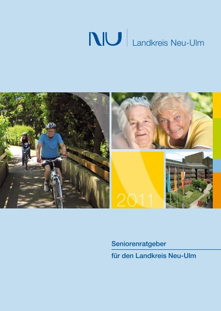 Seniorenratgeber für den Landkreis Neu-Ulm - inixmedia