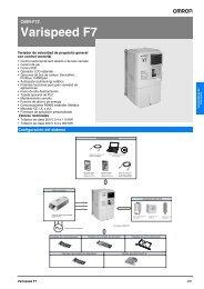 Varispeed F7 - Carol Automatismos Igualada SA