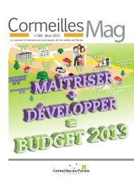 N°168 - Mars 2013 (pdf - 11,62 Mo) - Cormeilles-en-Parisis