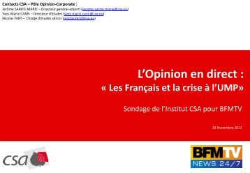 opi20121128-les-francais-et-la-crise-a-l-ump