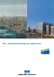 """AHL — ein investment Manager der """"anderen Art"""" - apano"""