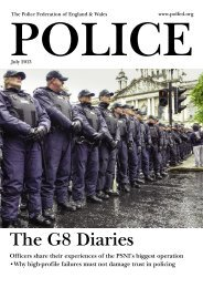 Download Edition as PDF - POLICE Magazine