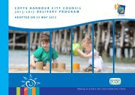 Delivery Program 2013-2017 - Coffs Harbour City Council - NSW ...