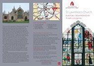 St Lawrence's Church, Evesham, Worcestershire - The Churches ...