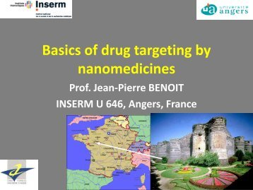 Drug delivery by nanoparticles - esonn