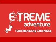 Download our PDF - Field Marketing & Brand Experience