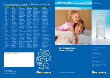 Logatrend Comfort-Line - Buderus