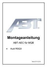 MA_ABT_AEC_MQB_RSQ3.pdf - ABT Sportsline HIS