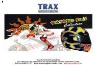 Tel/Fax: 01582 477 877 Email - TRAX Motorsport Marketing
