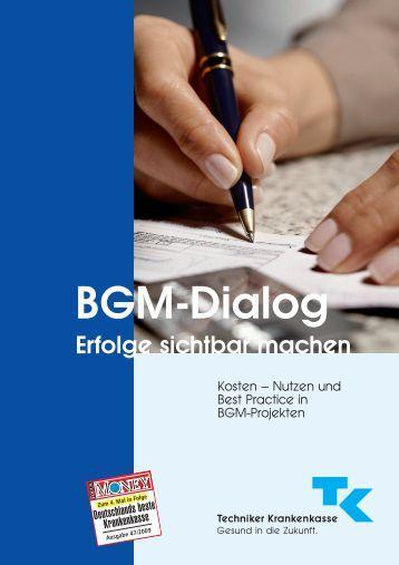 Bgm-Dialog - BEM Netzwerk
