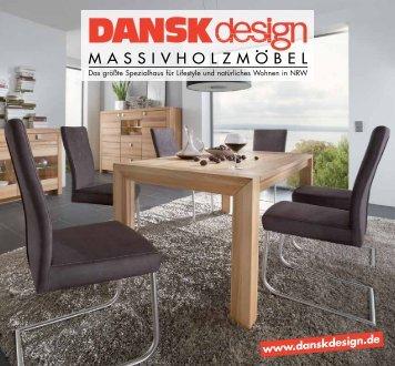 Download - DANSK design Massivholzmöbel GmbH